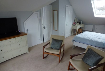1 Bedroom with En-suite