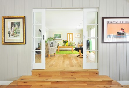 home extension open plan