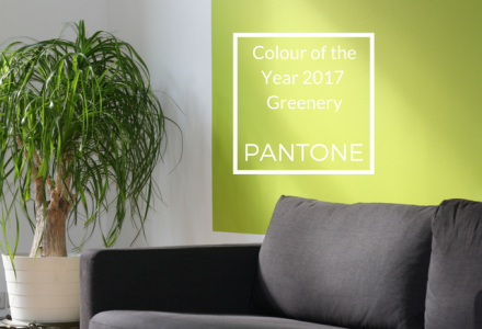 Colour of the Year 2017 greenery
