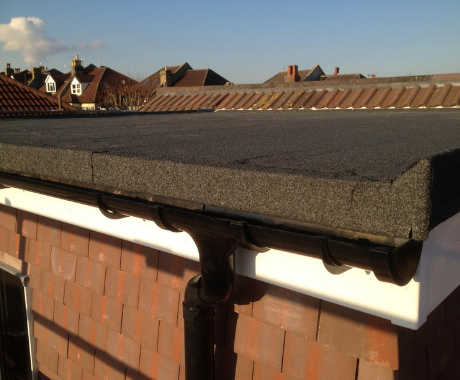 Avoid damp with a well maintained roof