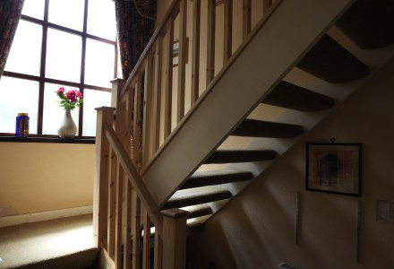 Staircase design by MPK Lofts Conversion and Construction
