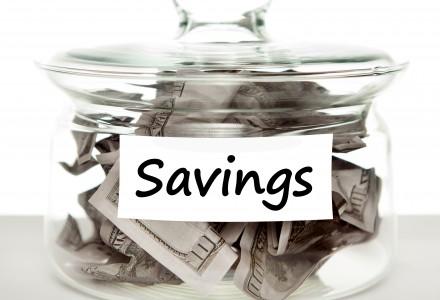 savings money pot