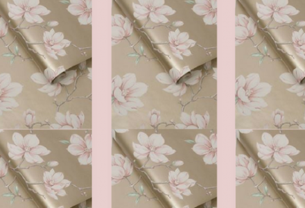 pierre wallpaper from Graham and Brown