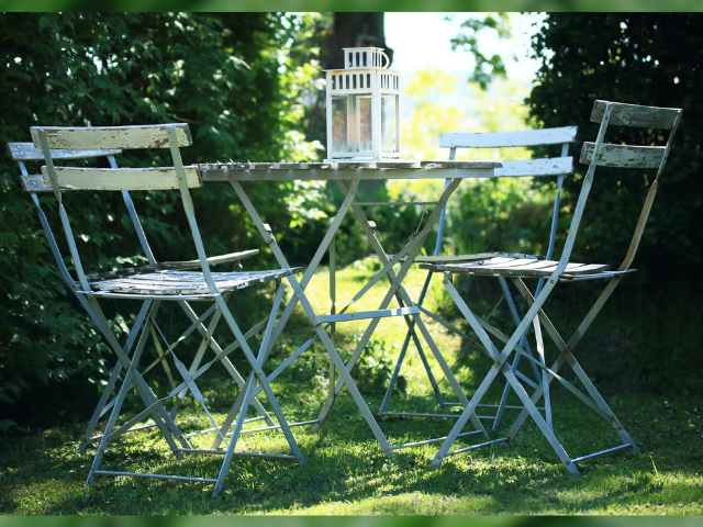 garden furniture summer