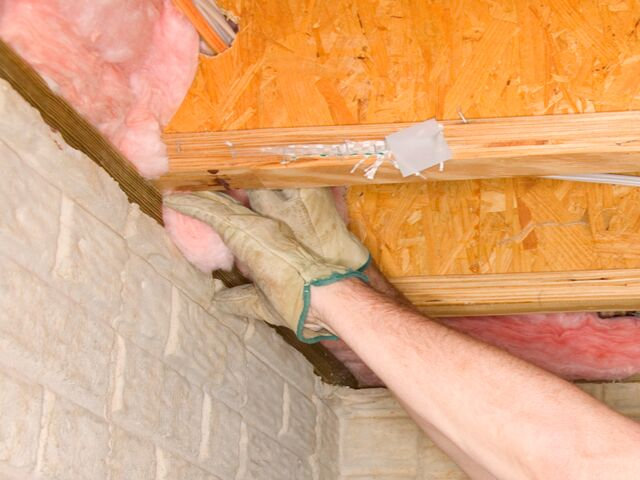 Loft conversion insulation